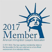 Since 2017 Member American Immigration Lawyers